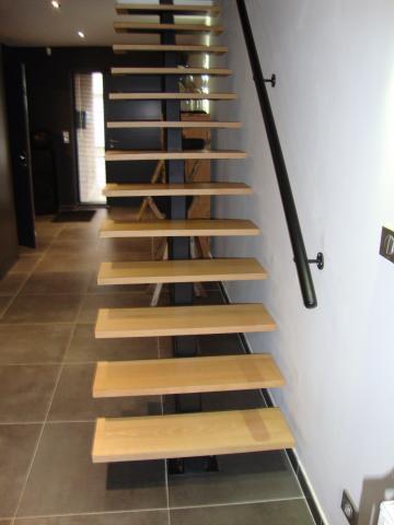 Escalier sur mesure Le Touquet